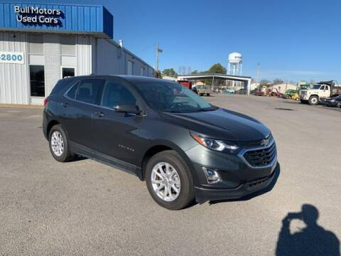 2019 Chevrolet Equinox for sale at BULL MOTOR COMPANY in Wynne AR