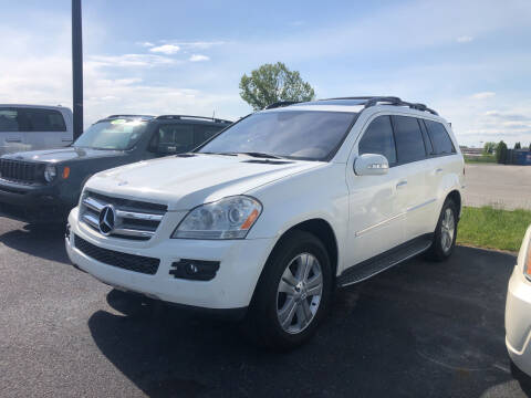 2007 Mercedes-Benz GL-Class for sale at Or Best Offer Motorsports in Columbus OH