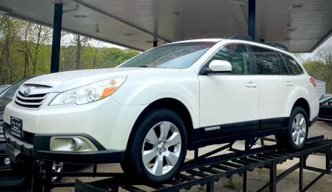 2011 Subaru Outback for sale at GABBY'S AUTO SALES in Valparaiso IN