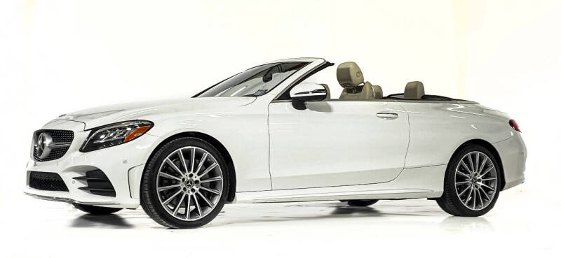 2019 Mercedes-Benz C-Class for sale at Houston Auto Credit in Houston TX