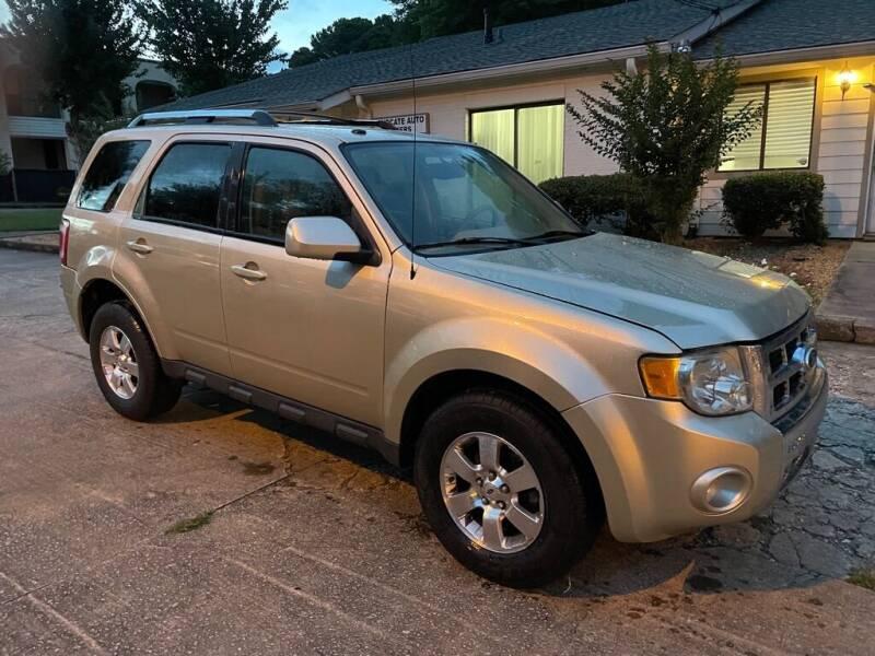 2011 Ford Escape for sale at ADVOCATE AUTO BROKERS INC in Atlanta GA