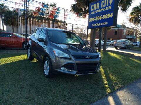 2013 Ford Escape for sale at Car City Autoplex in Metairie LA