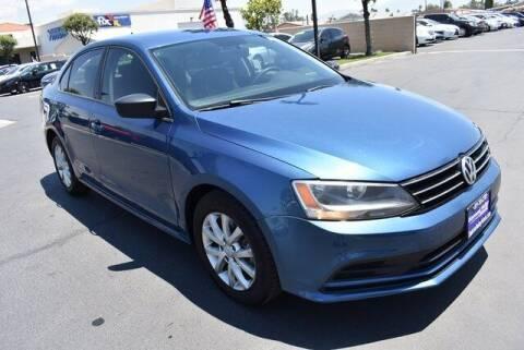 2015 Volkswagen Jetta for sale at DIAMOND VALLEY HONDA in Hemet CA
