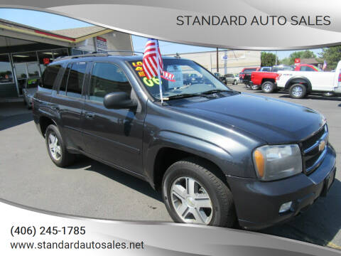 2006 Chevrolet TrailBlazer for sale at Standard Auto Sales in Billings MT