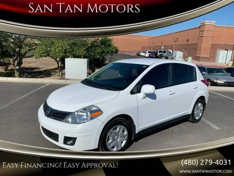 2011 Nissan Versa for sale at San Tan Motors in Queen Creek AZ