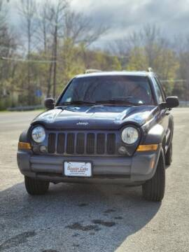 2006 Jeep Liberty for sale at Beaver Lake Auto in Franklin NJ