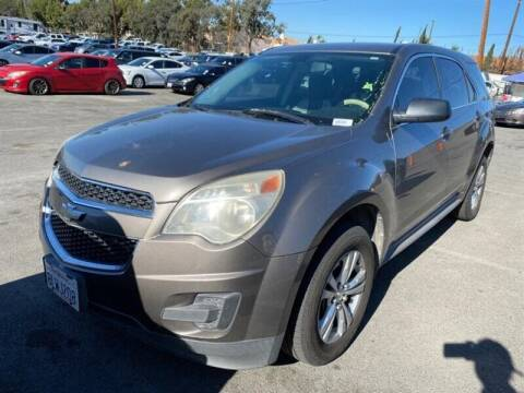 2010 Chevrolet Equinox for sale at Boktor Motors in North Hollywood CA