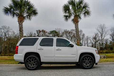 2014 Chevrolet Tahoe for sale at Rodgers Enterprises in North Charleston SC