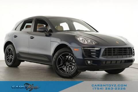 2018 Porsche Macan for sale at JumboAutoGroup.com - Carsntoyz.com in Hollywood FL