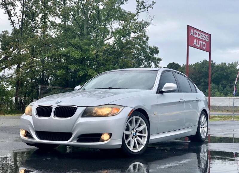 2009 BMW 3 Series for sale at Access Auto in Cabot AR
