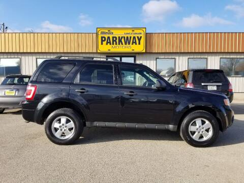 2011 Ford Escape for sale at Parkway Motors in Springfield IL