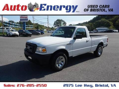 2011 Ford Ranger for sale at Auto Energy-Bristol in Bristol VA