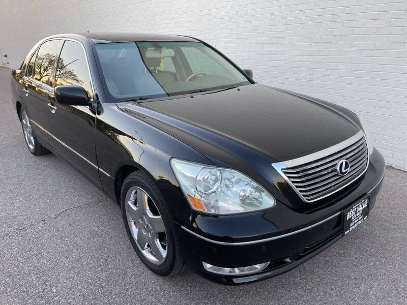 2006 Lexus LS 430 for sale at Best Value Auto Sales in Hutchinson KS