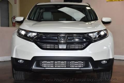 2018 Honda CR-V for sale at Tampa Bay AutoNetwork in Tampa FL