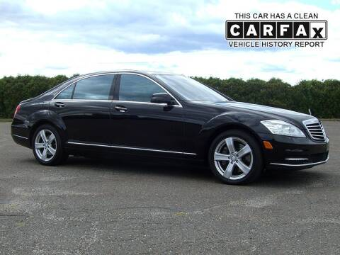 2010 Mercedes-Benz S-Class for sale at Atlantic Car Company in Windsor Locks CT