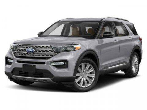 2021 Ford Explorer for sale at King's Colonial Ford in Brunswick GA
