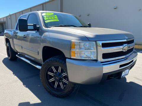 2009 Chevrolet Silverado 1500 for sale at Xtreme Truck Sales in Woodburn OR