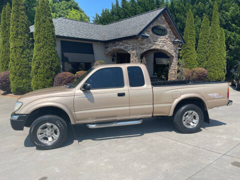 2000 Toyota Tacoma for sale at Hoyle Auto Sales in Taylorsville NC