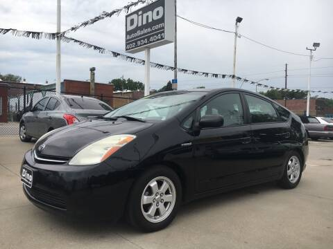2006 Toyota Prius for sale at Dino Auto Sales in Omaha NE