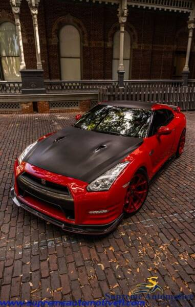 2014 Nissan GT-R for sale at Supreme Automotive in Land O Lakes FL