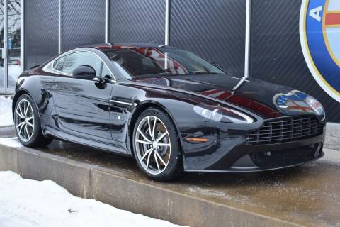 2014 Aston Martin V8 Vantage for sale at Alfa Romeo & Fiat of Strongsville in Strongsville OH