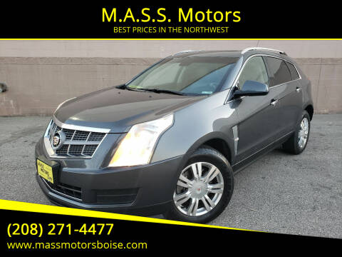 2010 Cadillac SRX for sale at M.A.S.S. Motors in Boise ID