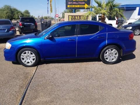 2013 Dodge Avenger for sale at 1ST AUTO & MARINE in Apache Junction AZ