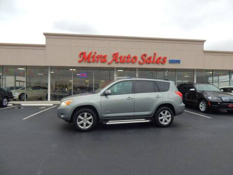 2006 Toyota RAV4 for sale at Mira Auto Sales in Dayton OH