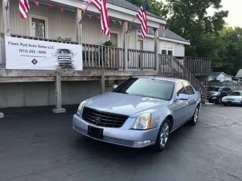 2006 Cadillac DTS for sale at Flash Ryd Auto Sales in Kansas City KS