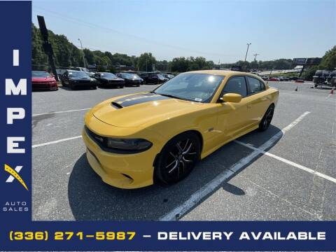 2017 Dodge Charger for sale at Impex Auto Sales in Greensboro NC
