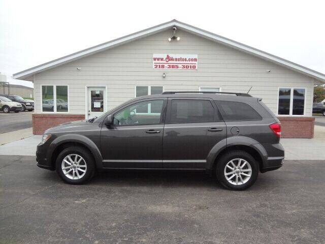 2016 Dodge Journey for sale at GIBB'S 10 SALES LLC in New York Mills MN