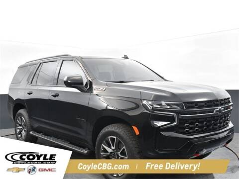 2021 Chevrolet Tahoe for sale at COYLE GM - COYLE NISSAN in Clarksville IN