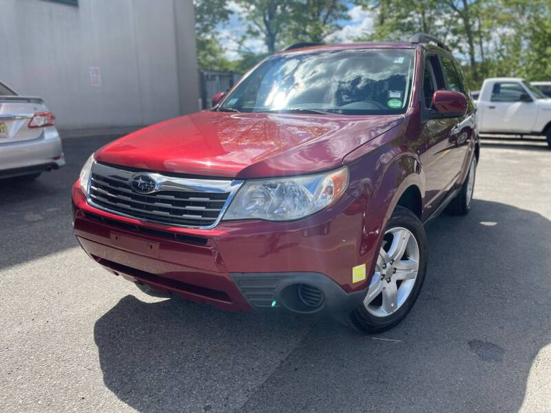 2010 Subaru Forester for sale at A1 Auto Mall LLC in Hasbrouck Heights NJ