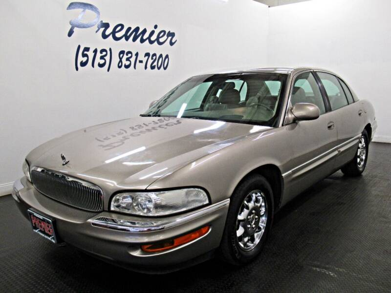 2003 Buick Park Avenue for sale at Premier Automotive Group in Milford OH