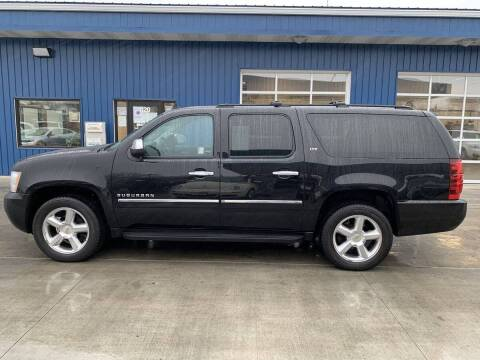 2014 Chevrolet Suburban for sale at Twin City Motors in Grand Forks ND