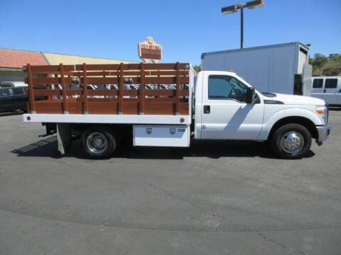2013 Ford F-350 Super Duty for sale at Norco Truck Center in Norco CA