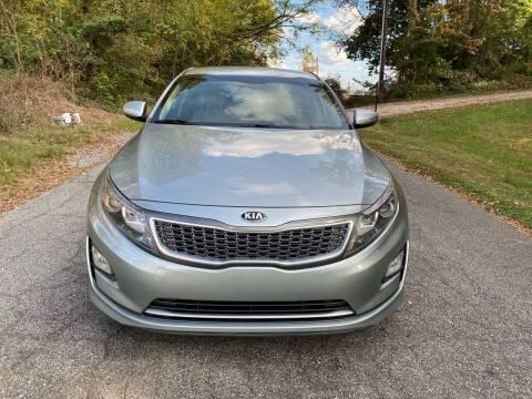 2016 Kia Optima Hybrid for sale at Speed Auto Mall in Greensboro NC