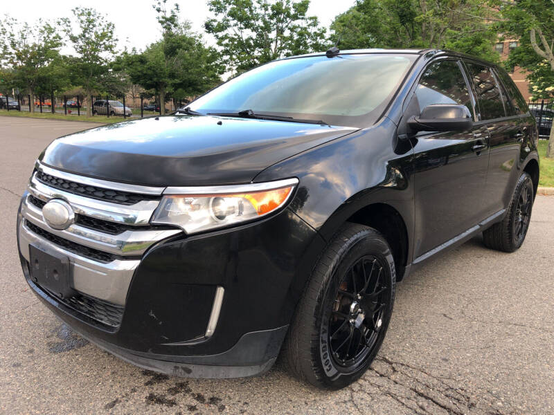 2013 Ford Edge for sale at Commercial Street Auto Sales in Lynn MA