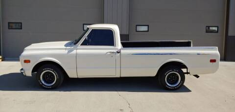 1971 Chevrolet C/K 10 Series for sale at SS Auto Sales in Brookings SD