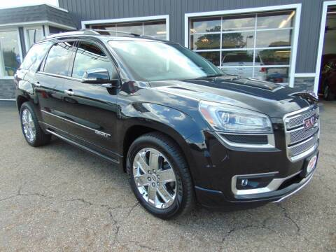 2013 GMC Acadia for sale at Akron Auto Sales in Akron OH