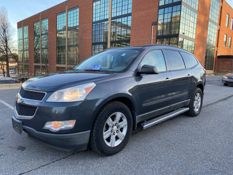 2011 Chevrolet Traverse for sale at Auto Wholesalers Of Rockville in Rockville MD