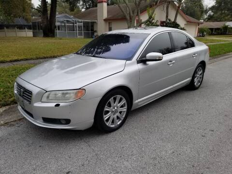2009 Volvo S80 for sale at Low Price Auto Sales LLC in Palm Harbor FL