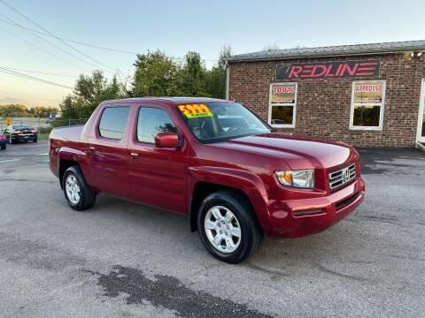 2006 Honda Ridgeline for sale at Redline Motorplex,LLC in Gallatin TN
