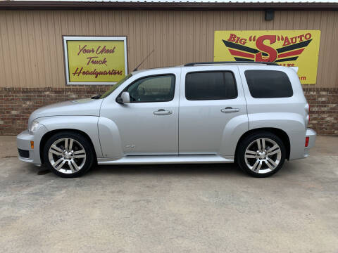 2009 Chevrolet HHR for sale at BIG 'S' AUTO & TRACTOR SALES in Blanchard OK
