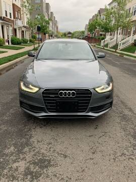 2015 Audi A4 for sale at Pak1 Trading LLC in South Hackensack NJ