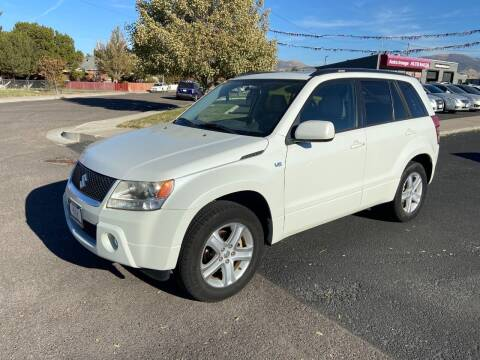 2008 Suzuki Grand Vitara for sale at Auto Image Auto Sales in Pocatello ID