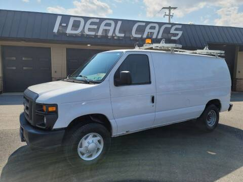 2008 Ford E-Series Cargo for sale at I-Deal Cars in Harrisburg PA
