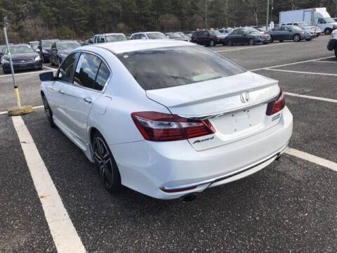 2017 Honda Accord for sale at LUXURY OF QUEENS,INC in Long Island City NY