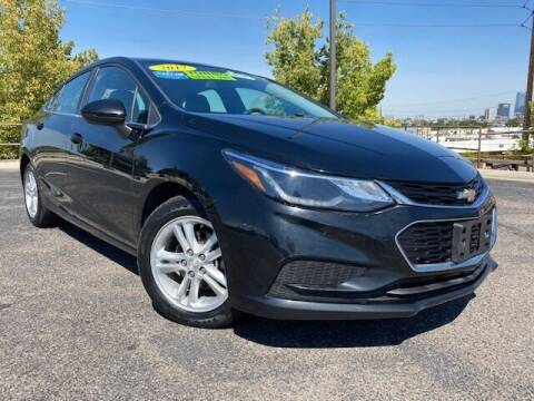 2017 Chevrolet Cruze for sale at UNITED Automotive in Denver CO