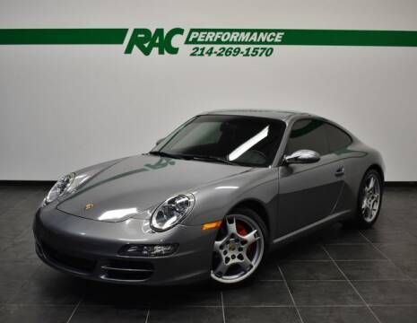 2006 Porsche 911 for sale at RAC Performance in Carrollton TX